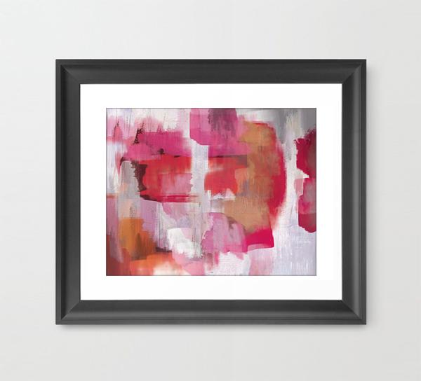 The Fields - Art Print