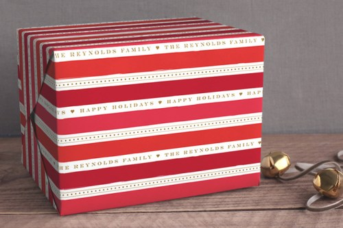 Sorbet Stripes Wrapping Paper