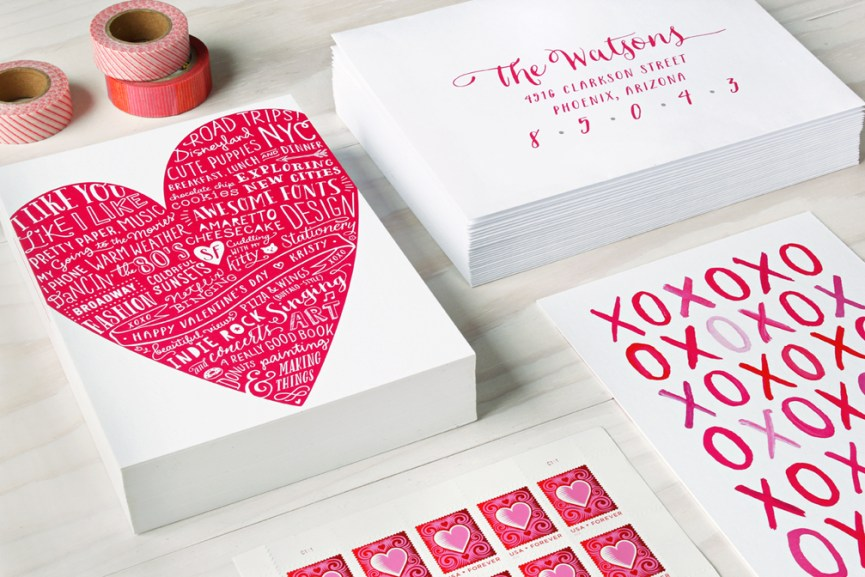 Valentine's Day Cards by Hooray Creative