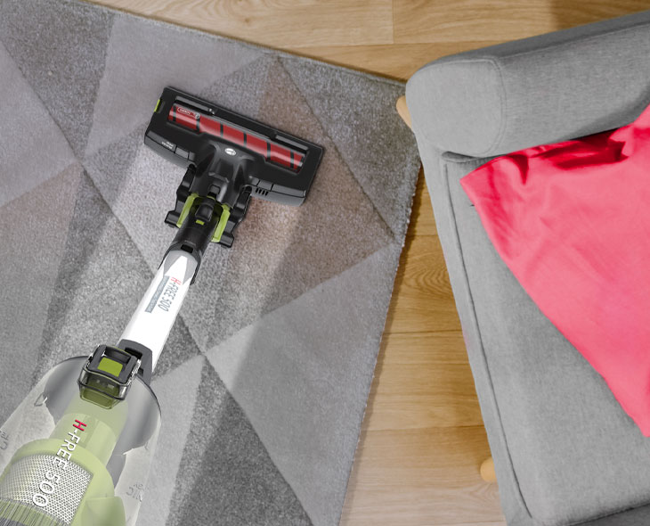 astuces pour nettoyer vos tapis hoover