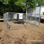 Hoover Fence Commercial Chain Link Fence Partition Panels Hoover Fence Co