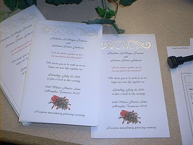 Cheap Wedding Invitations Walmart