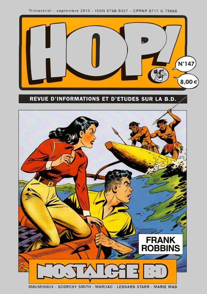 Couverture Hop 147