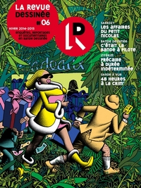 revue-dessinee Top Bandes dessinées 2014