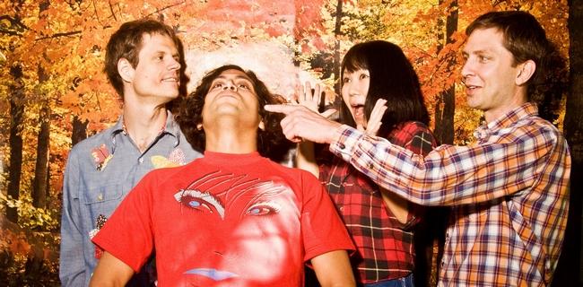 deerhoof-photo La vidéo du jour : Deerhoof - Black Pitch