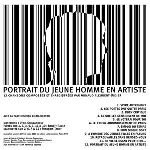 afd-portrait-du-jeune-homme Arnaud Fleurent-Didier - Portrait du jeune homme en artiste