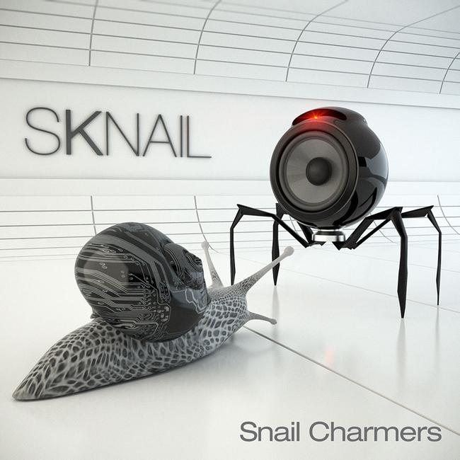 sknail-cover-album- Sknail - Snail Charmers