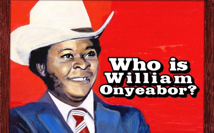 William-Onyeabor Vincent n'a pas d'écailles aime William Onyeabor