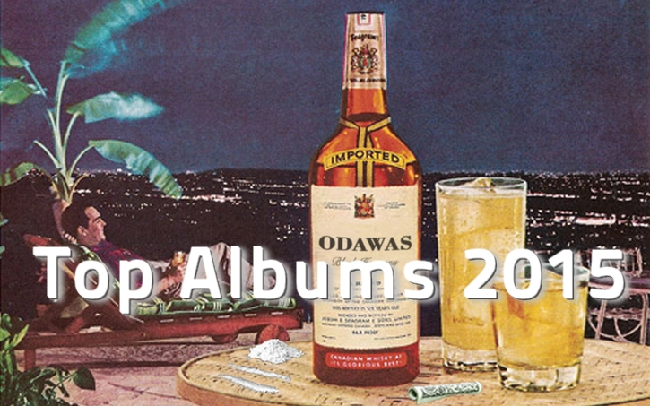 Odawas Top Albums Hop Blog 2015
