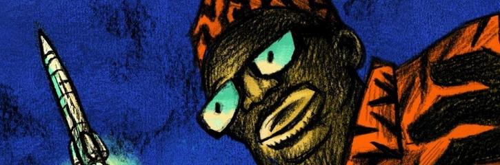 mobutu_dans_l_espace Top Bandes dessinées Hop Blog 2015