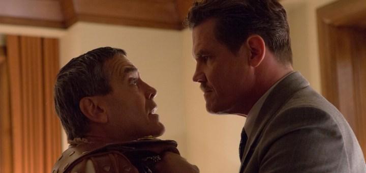 Ave, César ! - Josh Brolin et George Clooney