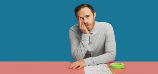 James Vincent McMorrow by Sarah Doyle