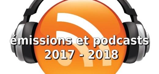Sélection de podcasts et émissions de radio