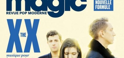 magic nouvelle formule couv the XX janvier 2017