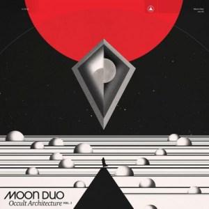 moon-duo-occult-architecture-vol-1 Les sorties d'albums pop, rock, electro, jazz du 3 février 2017