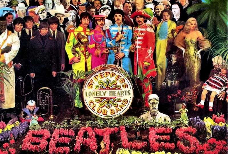 beatles-sgt-peppers Le Sgt. Pepper's des Beatles sur toutes les ondes pour son 50e anniversaire
