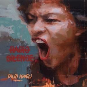 Talib-Kweli-radio-silence Les sorties d'albums pop, rock, electro, rap, jazz du 17 novembre 2017
