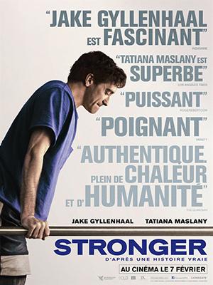 stronger-affiche-david-gordon-green Stronger : L'Amérique continue de célébrer ses héros
