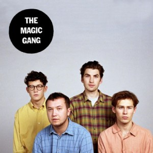 the-magic-gang Les sorties d'albums pop, rock, electro, rap, jazz du 16 mars 2018