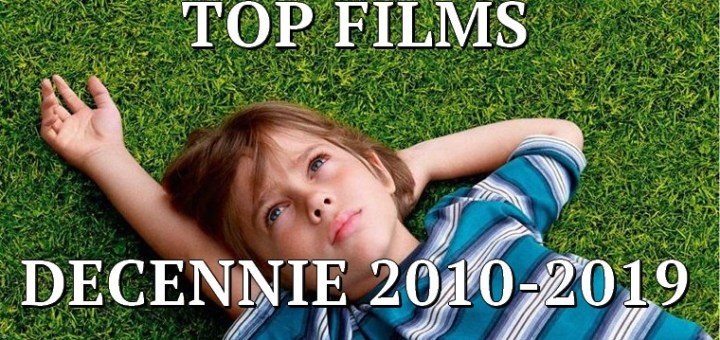 top films decennie 2010