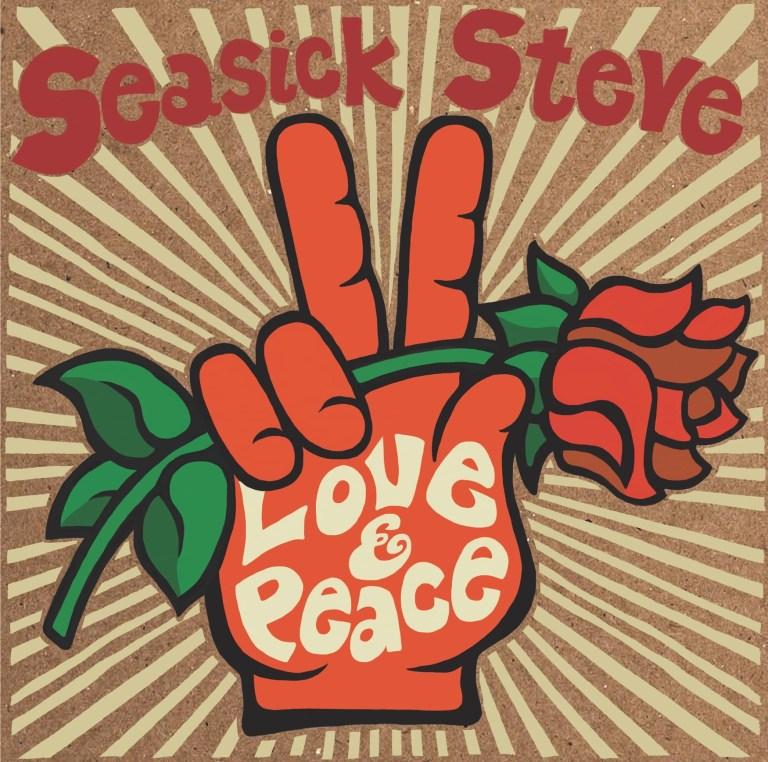 Seasick-Steve–Love-Peace Seasick Steve – Love & Peace... and rock'n'roll !