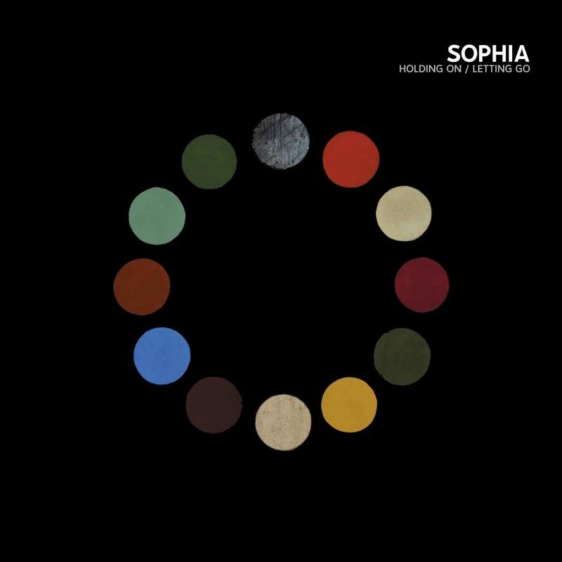 """sophia """"Holding On / Letting Go"""", l'album de Sophia le plus rock à ce jour"""