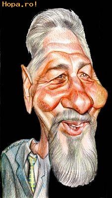 Caricaturi de personaje - Emil Constantinescu
