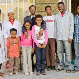 Ethiopia Day 3–Taking custody of our sweet boy