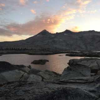 Tahoe Rim Trail–Day 4