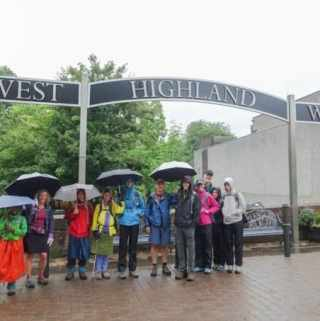 West Highland Way–Day 1