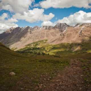 Colorado Four Pass Loop–Day 1