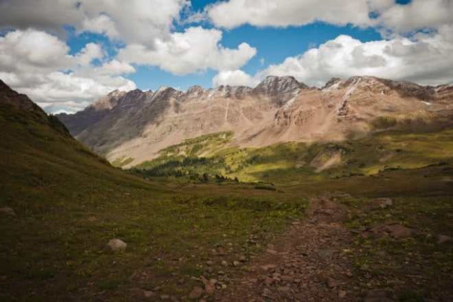 Colorado Four Pass Loop–Day 1