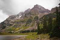 Crater Lake and Maroon Bells