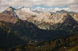 Buckskin Pass View