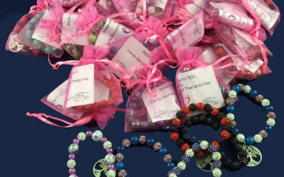 Bracelets from The Candy Tree