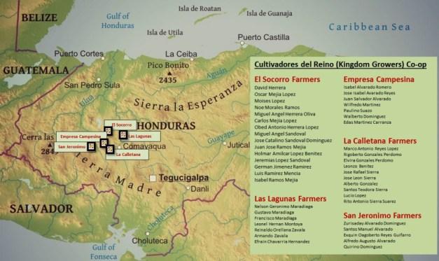 Cultivadores del Reino Co-op - HOPE Coffee