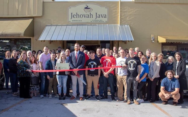 Changing Lives in Tennessee – Jehovah Java