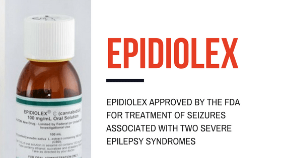 Epidiolex Approved by FDA