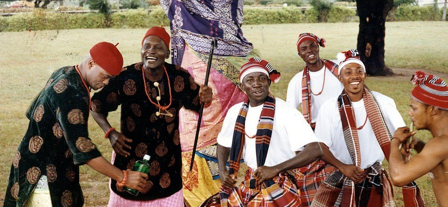 Image result for NIGERIANS IGBOS PLAYS WITH AN HAUSA