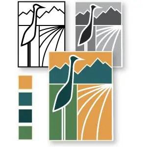 Hopeful Holistic Design logo example