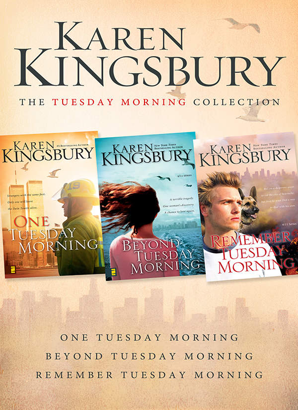 Karen Kingsbury books