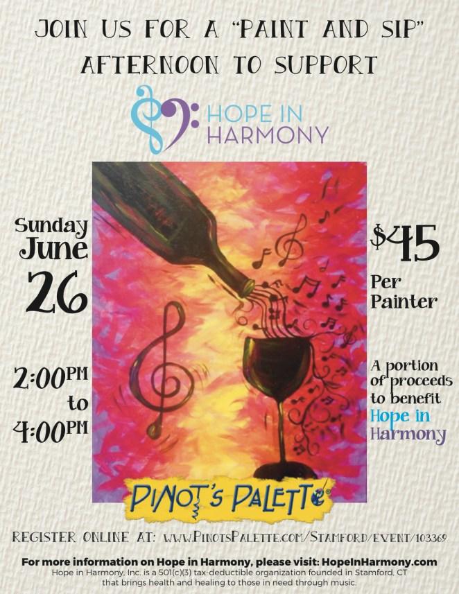 Pinot's Palette Fundraiser 6-26-16