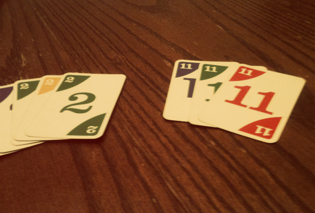 Phase Ten Card Game