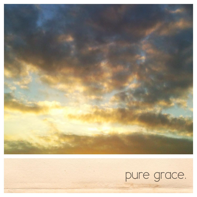 Sunset Grace Polaroid