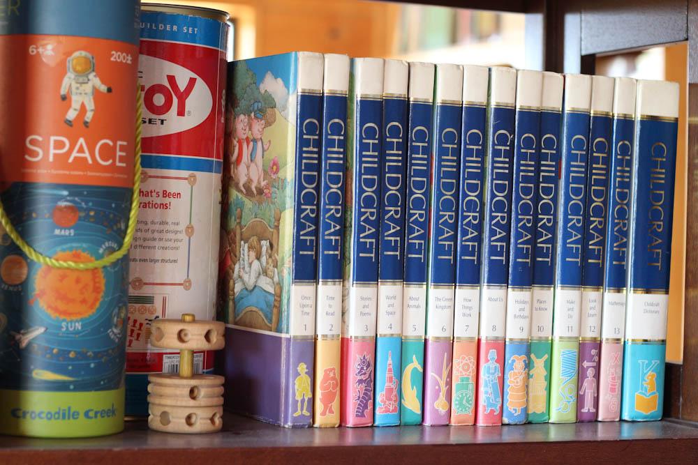 child craft books