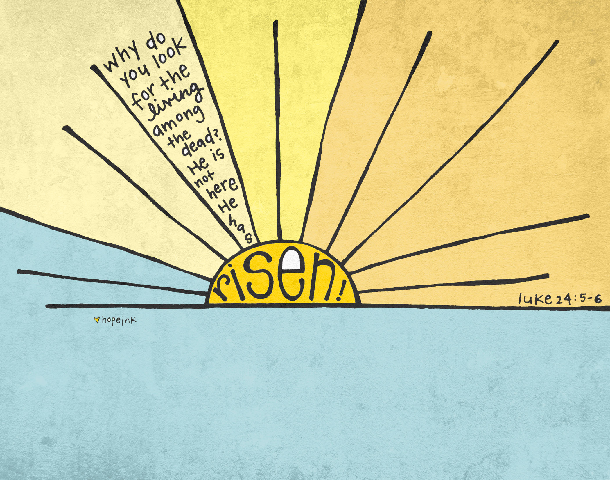 photo about He is Risen Printable named He Contains Risen! (Free of charge Printable) Count on Ink