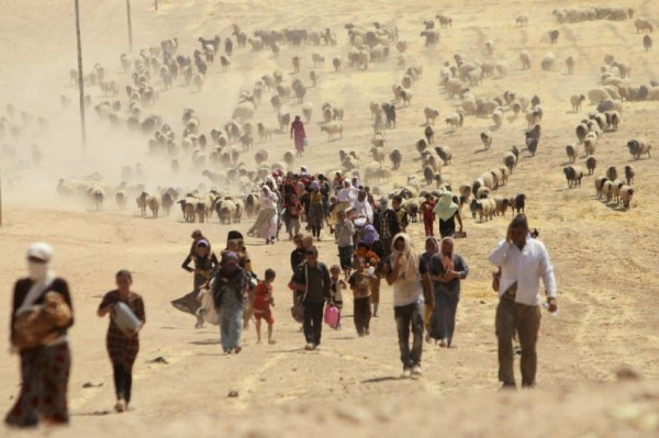 2014-08-11T114456Z_2107723577_GM1EA8B1IKU01_RTRMADP_3_IRAQ-SECURITY-YAZIDIS