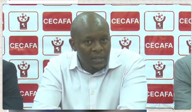 Gecheo appointed CECAFA boss to replace Musonye