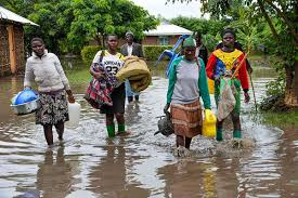CHURCH IN KISUMU GIVES FLOOD VICTIMS RELIEF FOOD