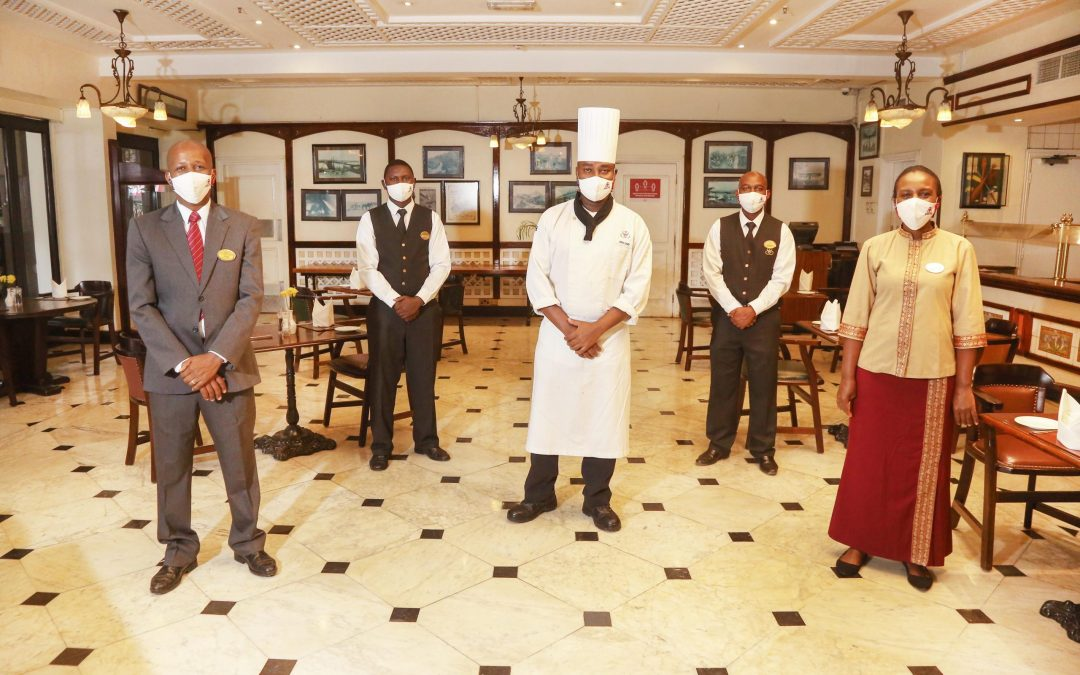 Sarova Hotels re-opens ThornTree and FlameTree restaurants in Post COVID 19 strategy